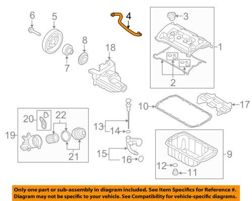 MINI OEM 07-15 Cooper Engine Parts-Vent Hose 11157612996