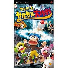 Ape Escape Million Monkeys PSP Import Japan