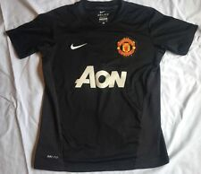 Manchester United Rafael Silva Nike Dri Fit Authentic Soccer Jersey Youth Small