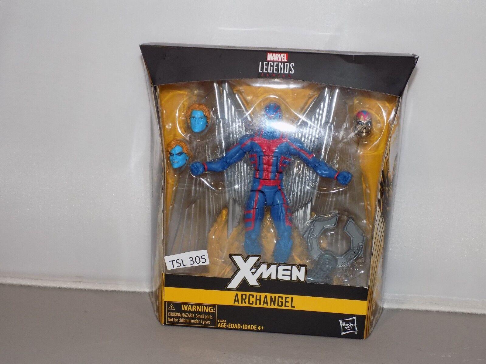 Marvel - legenden  x - men  erzengel große boxset new in box (tsl - 305)