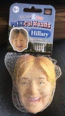 Squash and Toss Stress Ball Hillary Clinton