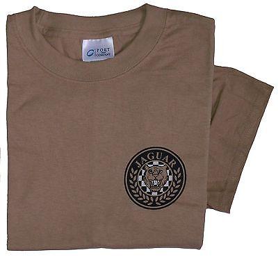 JAGUAR Growler cat face T-Shirt - XKE style