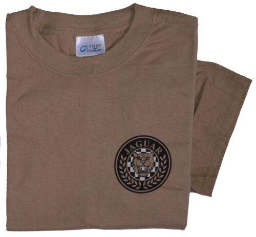 JAGUAR Growler cat face T-Shirt XKE style