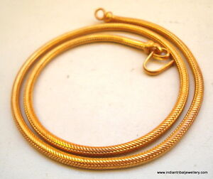 handmade bang yellow karat chain solid link bracelet gold shop