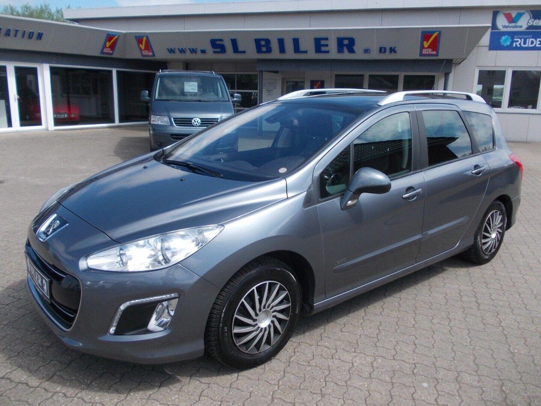 Peugeot 308 1,6 e-HDi 112 Sportium SW 5d - 55.000 kr.