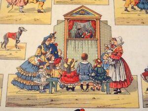 ancienne planche sujets d couper illustr e champs elys es 1867 pro familia paris ebay. Black Bedroom Furniture Sets. Home Design Ideas