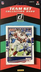 New-York-Giants-2020-Donruss-NFL-Limited-Team-Set-Daniel-Jones-Saquon-Barkley