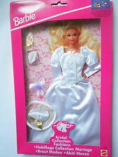 BARBIE BRIDAL ABITO COLLEZIONE NOZZE  HABILLAGE MARIAGE 68360 MATTEL 1995