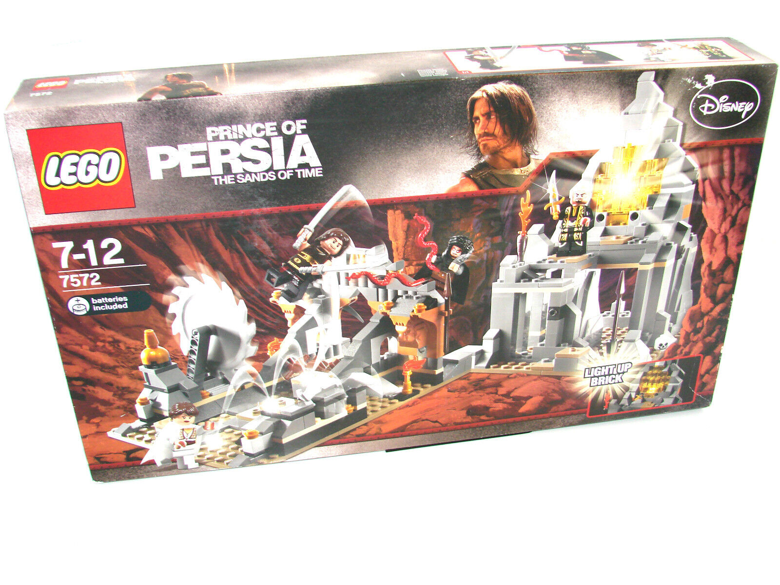 LEGO ® 7572 Prince of Persia NUOVO OVP _ Quest against Time NEW MISB NRFB