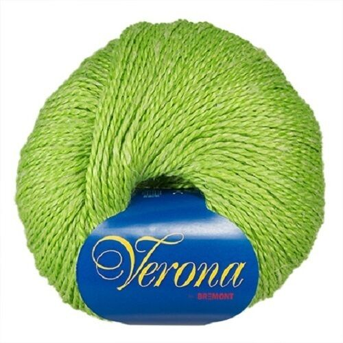 50g Bremont Alpakawolle Verona Farbe 1703 grün GP: 16,20€//100g