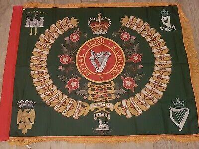 Royal Irish Rangers 2nd Battalion Battle Camp colours  Flag 3X5 ft