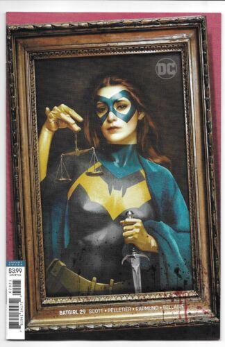 DC Comics BATGIRL #29 first printing cover B