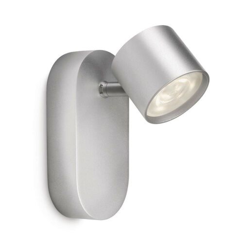 PHILIPS lampada da parete applique MYLIVING WALLSPOT a LED 4,5W 500lm luce calda