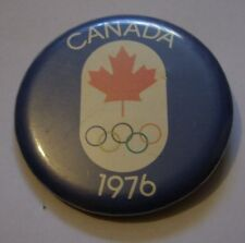 1976 OLYMPIC GAMES MONTREAL CANADA Original Canadian Olympic Committee PIN No9