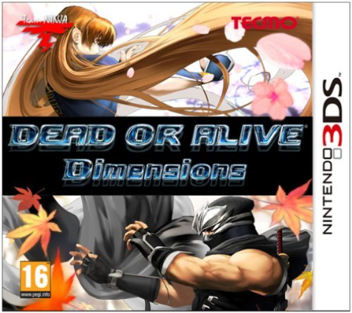 3DS-Dead or Alive Dimensions /3DS GAME NEUF