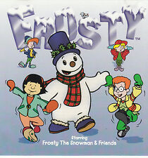 Frosty Christmas-Christmas With Frosty The Snowman-2000-TV  Soundtrack-CD