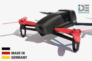 Parrot-Bebop-Drone-1-Kunststoff-Haube-Nase-plastic-hood-nose-Made-in-Germany