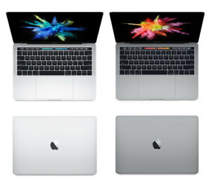 Apple 13 Quot Macbook Pro With Touch Bar Intel Core I5 256gb