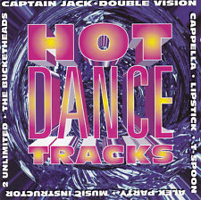 Compilation CD Hot Dance Tracks - The Best Dance Hits - Holland