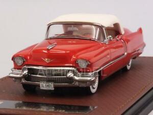 Cadillac Série 62 Décapotable Fermé 1956 Rouge 1:43 Glm Glm120402