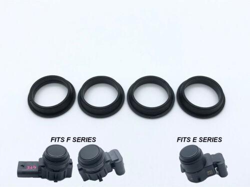 4x Genuine BMW 1 2 3 4 SERIE X1 Z4 Sensore di parcheggio O Ring Guarnizione in gomma Mount G