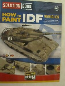 Ammo-by-Mig-Jimenez-How-to-Paint-IDF-Vehicles-Solution-Book
