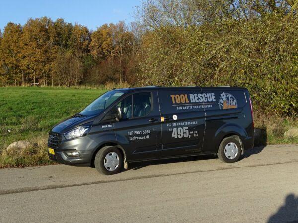 Ford Transit Custom 300S 2,0 TDCi 130 Trend billede 0