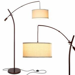 Merveilleux Details About LED Arc Floor Lamp Modern Adjustable Arm Light Minimalist  Design Arch Lighting