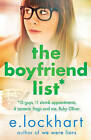 The Boyfriend List by Emily Lockhart (Paperback, 2016)