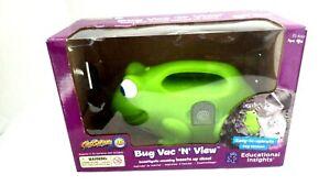 Bug Vac N Voir Ressources D'apprentissage Geosafari Jr. Bug Vac 'n' Afficher Complet-afficher Le Titre D'origine