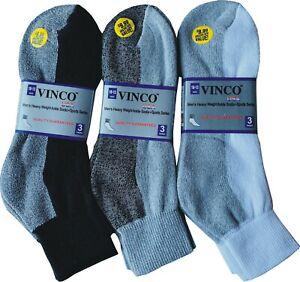 Details about 12 Pairs Ankle/Quarter Men's Sport Socks Cotton Low Cut Size  9-11 10-13 New Lot