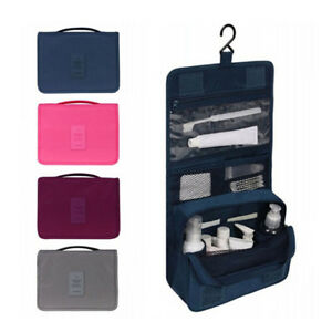 Travel-Cosmetic-Storage-MakeUp-Bag-Folding-Hanging-Toiletry-Wash-Organizer-Pouch