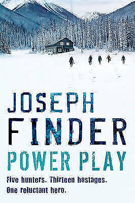 1 of 1 - Finder, Joseph, Power Play, Very Good Book
