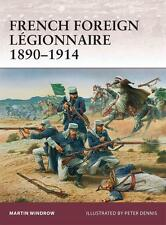 Osprey Warrior 157: French Foreign Légionnaire 1890–1914 (Frankreich) / NEU