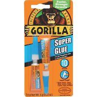 (2 Per Pack) Gorilla Glue Super Glue Adhesive