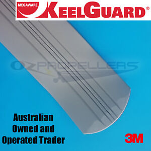 Details about Keel Guard 6 Feet Gray Keel Protector Megaware (Boat Length-  Up to 18 Feet)