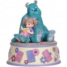 Disney Precious Moments 132105 Snuggle Time Monsters Inc Musical New & Boxed