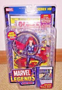 NEW-Marvel-Legends-Series-VIII-Black-Widow-SEALED-MOC-FIGURE