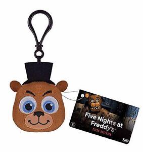 Funko Five Nights At Freddy's Freddy Plüsch Schlüsselanhänger