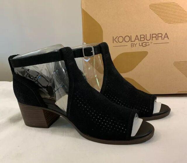 85444dc6de7 KOOLABURRA by UGG Ashlyn 1092001 Woman's HEELS / Black Amphora Sz 9.5