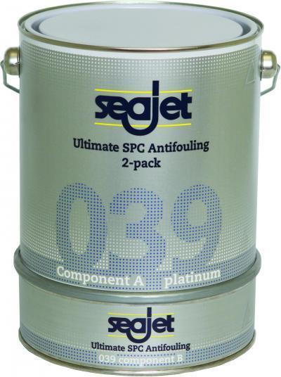 (L/  ) Seajet , 039 Platinum - 2000ml Antifouling , Seajet selbstpolier , dunkelbl fb5a31