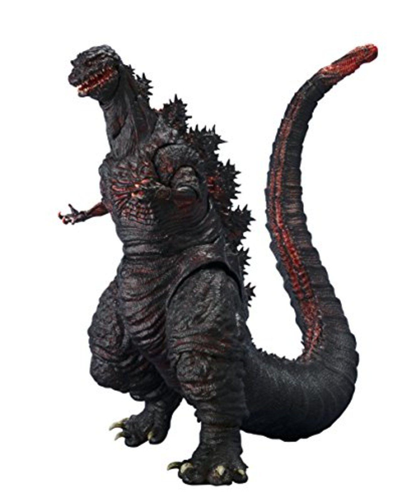 Pecado Godzilla 2016 S. H. Montruo Figura de Acción 180mm Nuevo de Japón
