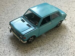 Mebetoys A-59 Fiat 128 Scala 1:43 Vintage Raro