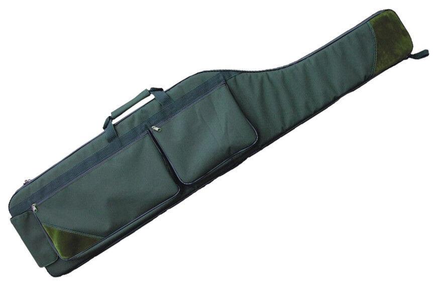 Gewehrfutteral Waffenfutteral Futteral MAXI groß Textil Lederoptik