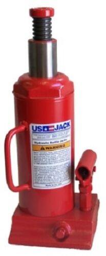5 Ton High Range Bottle Jack  D51012  100/% USA made U.S Jack