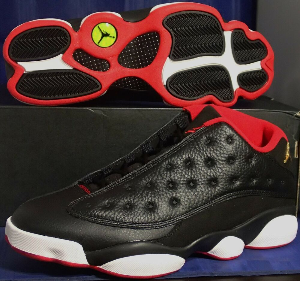 Nike Air Jordan 13 XIII 13 Retro Bas Rassig sz 13 XIII (310810-027)- 07fc78