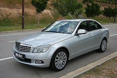 Mercedes Benz C200 W204 Stripping for Spares and Parts