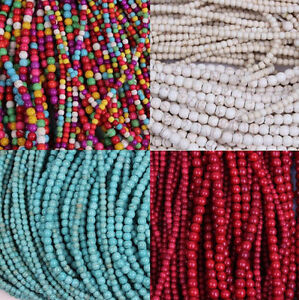 Wholesale-100Pcs-Round-Loose-Turquoise-Spacer-Beads-Jewelry-Findings-4mm-6mm