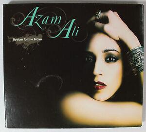CD AZAM ALI – Elysium For The Brave [Like New] Tribal, Trip Hop