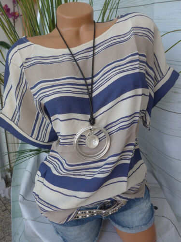 NEU Corley Shirt Bluse Blusenshirt Gr 502 36-40 Kurzarm
